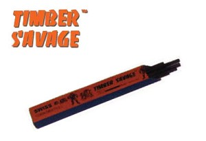 TS732 - TIMBER SAVAGE ROUND 7/32 FILES - 12 PACK