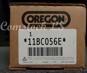 "11BC056E - OREGON CHIPPER HARVESTER CHAIN 3/4"" PITCH .122 GAUGE 56-DRIVERS *2.00 VOLUME DISCOUNT*"