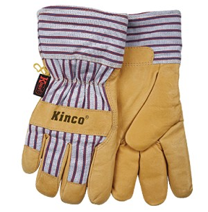 1927 - KINCO WINTER GLOVES  ASSORTED SIZES S-XL  *SAVE 1.00 EACH WHEN YOU BUY 10 PAIR*
