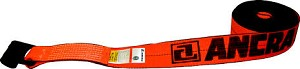 "43795-90-30  ANCRA EXTREME STRAP 4"" X 30' 5400 LBS WITH FLAT HOOK  *ADDITIONAL SHIPPING CHARGES ON THIS ITEM*"