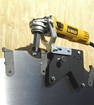 JONESSL - JONES SLASHER SAW GRINDER DEWALT MOTOR W/CARBIDE DRUM *CALL FOR CURRANT PRICE*