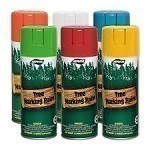 610CS -  AERVOE RED TREE MARKING PAINT  *SOLD BY CASE OF 12 ONLY*    ADDITIONAL SHIPPING CHARGES ON THIS ITEM