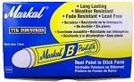 80221 - MARKAL (B) YELLOW PAINTSTIK - 12 PACK