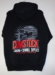 COMHS - COMSTOCK LOGGING HOODED SWEATSHIRT