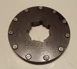 DS0118 - DANZCO 11 TOOTH PIN SPROCKET .404 PITCH 7-SPLINE