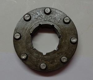 DS0217 - DANZCO  8 TOOTH SPROCKET .404 PITCH  SMALL  7-SPLINE