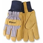 1927KW - KINCO WINTER GLOVES ASSORTED SIZES S-XL *SAVE 1.00 EACH WHEN YOU BUY 10 PAIR*