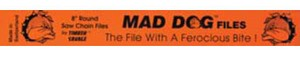 MD732 - MAD DOG ROUND 7/32 FILES - 12-PACK