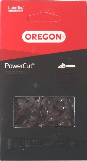 72EXJ072G - 'NEW' OREGON POWERCUT CHAINSAW CHAIN FULL SKIP 3/8 PITCH .050 GAUGE 72-DRIVERS