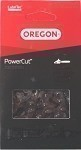 "73EXJ072G - 'NEW' OREGON POWERCUT CHAINSAW CHAIN FULL SKIP 3/8"" PITCH .058 GAUGE 72-DRIVERS"