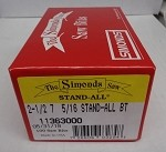 11363000 - SIMONDS SAW BITS #2 1/2  7 5/16 STAND-ALL (BOX OF 100)