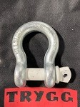"58FT25 - 5/8"" TRYGG FORGED CLEVIS *IMPORTED* 25 PER BOX"